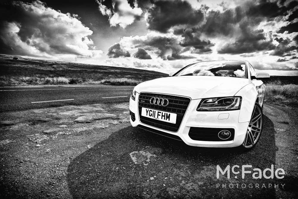 Audi A5 Sport Back Photograph
