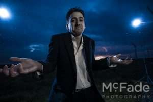 Leeds Musician Photography Shoot