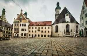 Austria Workshop 2012 – Bavarian Town