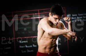 Muay Thai Boxing Champion