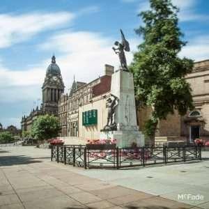 30 Surreal Seconds in Leeds….