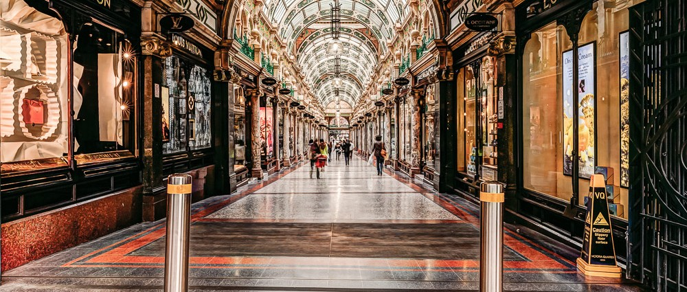 Leeds Shopping – 9 Photos from Briggate and Beyond