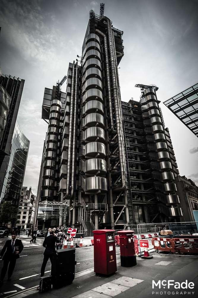 london city financial gherkin lloyds skyscrapers 119