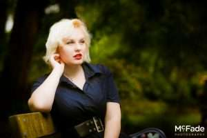 Laura – Vintage Model Photography