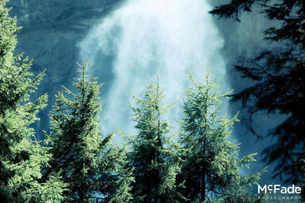 066 austria tirol krimler waterfall