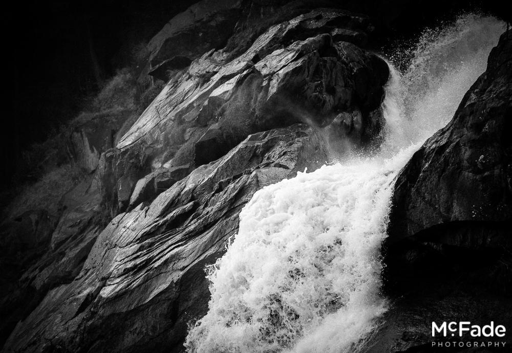 116 austria tirol krimler waterfall