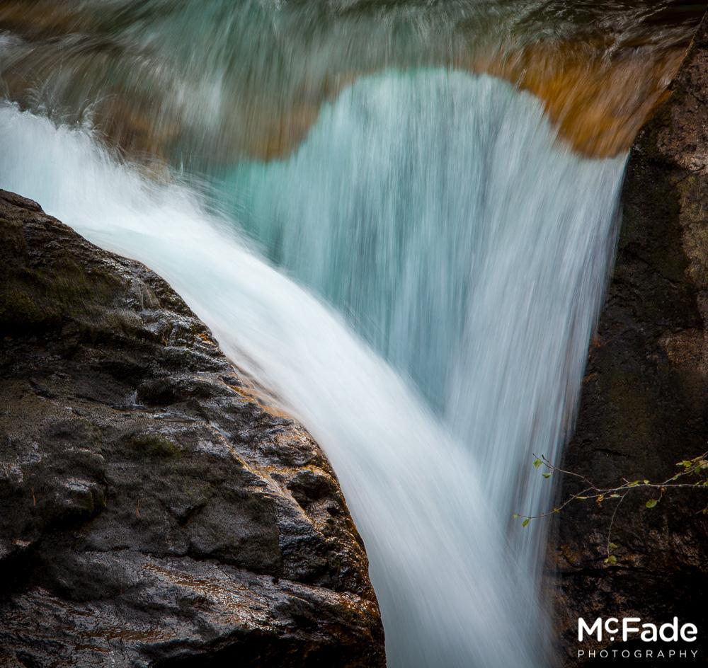140 austria tirol krimler waterfall