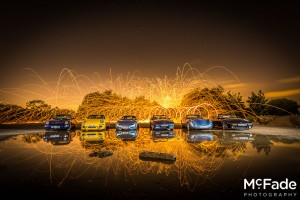 Car Photography Workshop – TVR and Porsche