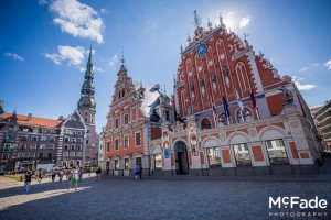Riga, Latvia – The Old Town