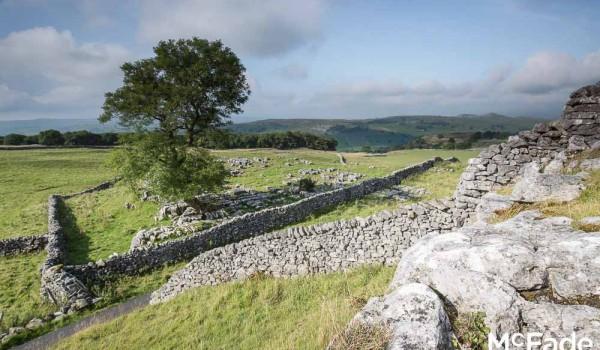 153 ribblesdale yorkshire landscape