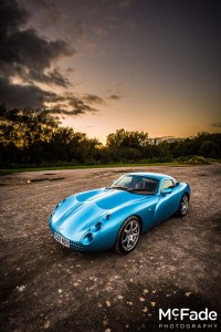 How to fast track car editing – Lightroom Grad Tool