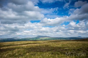 A Rare View of the Yorkshire 3 Peaks – Together