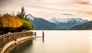 Editing a Landscape in LIGHTROOM – Zell am See, Austria