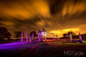 How to edit a light painting photo FAST using LIGHTOOM