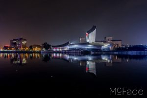 Media City and Salford Quays
