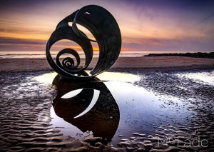 Blackpool – the beach, prom and Cleveleys