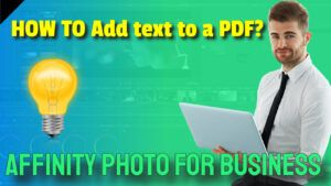 Affinity Photo for Businesses