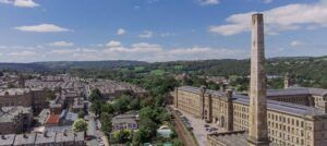 Saltaire, Bradford – A Virtual Drone Tour
